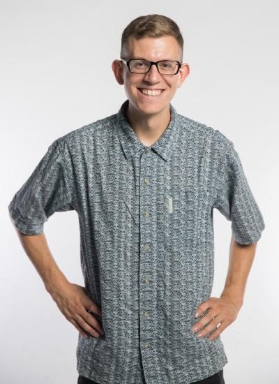 Staff photo of Stephen Bucklin