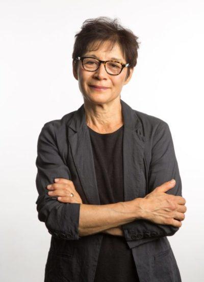 Staff member Arlene Sanders