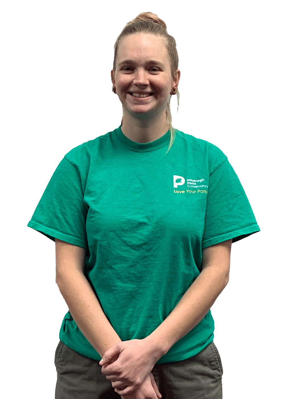 PPC Staff member Maggie