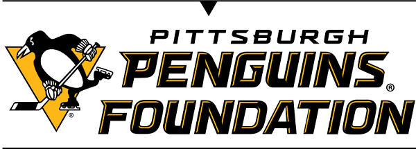 The Pittsburgh Penguins Foundation logo