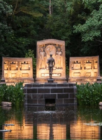 Westinghouse Memorial at Schenley Park