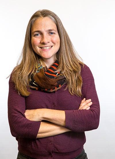 Staff photo of Erin Copeland