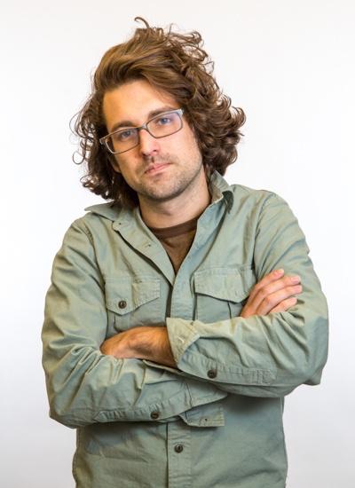 Staff photo of Gavin White