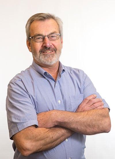 PPC Staff member Phil Gruszka