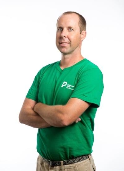 PPC Staff member Reed Hoffmier