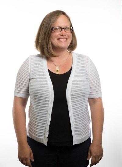 PPC Staff member Kathryn Hunninen