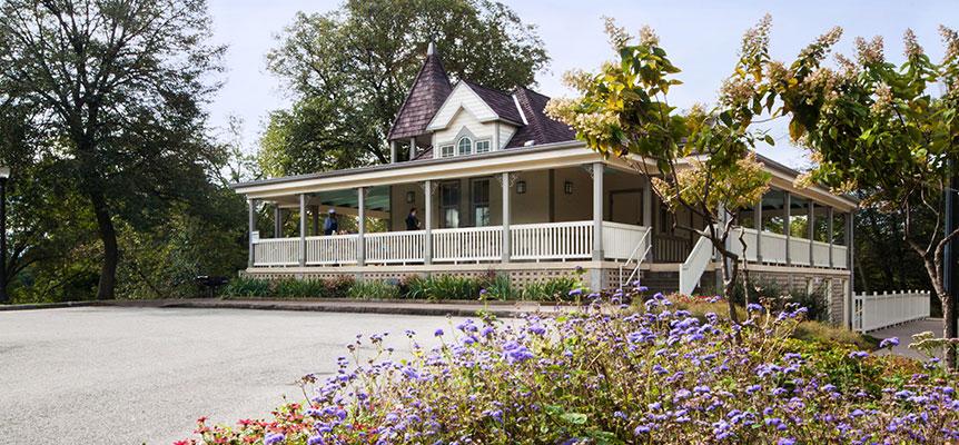 Riverview Park Chapel Shelter