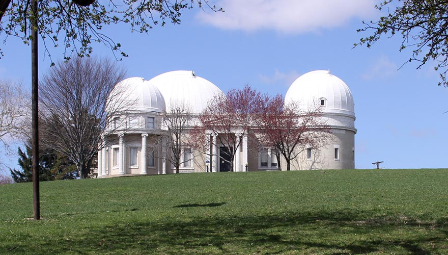 Photo of Allegheny Observatory