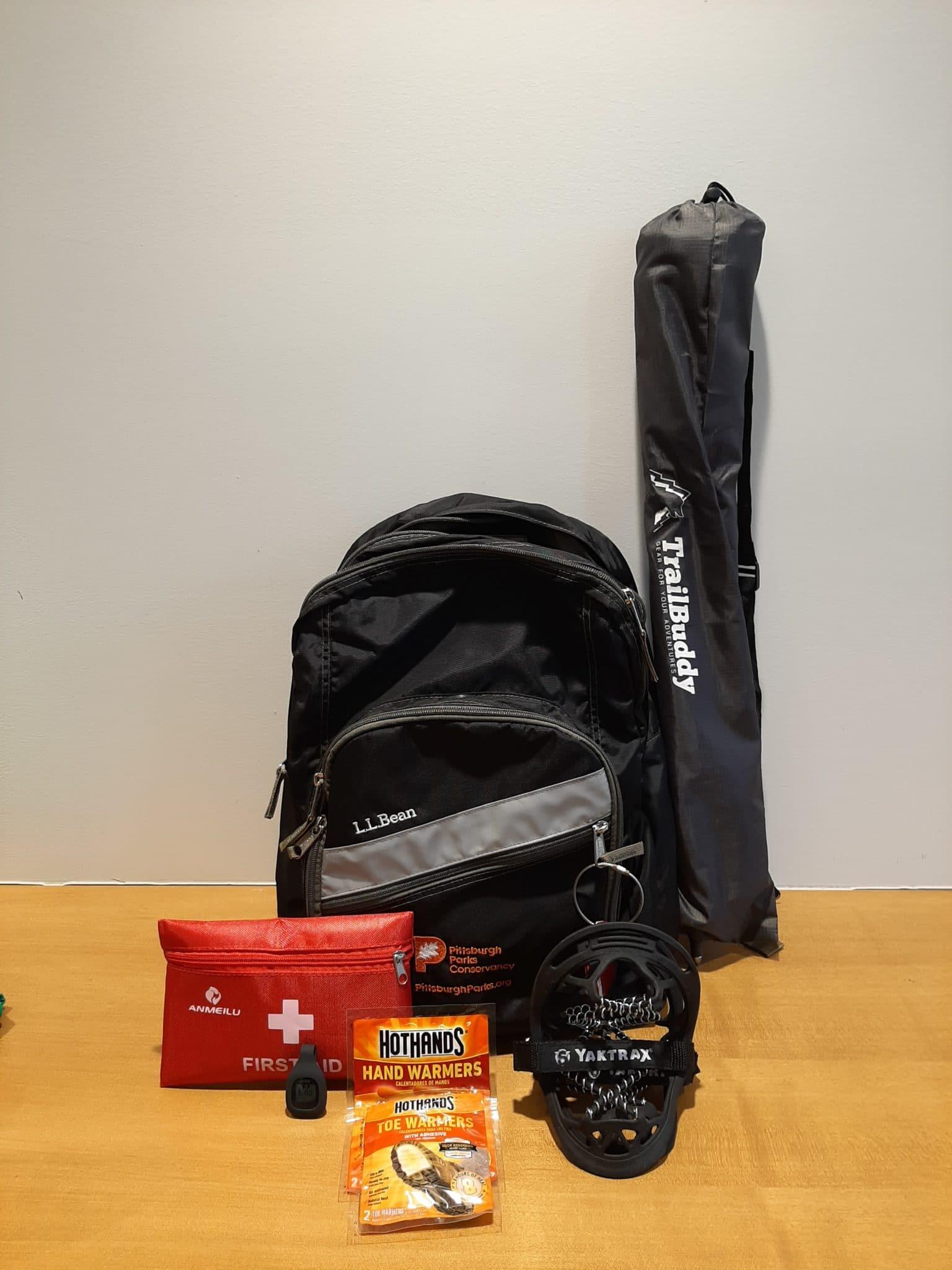 Healthbackpack