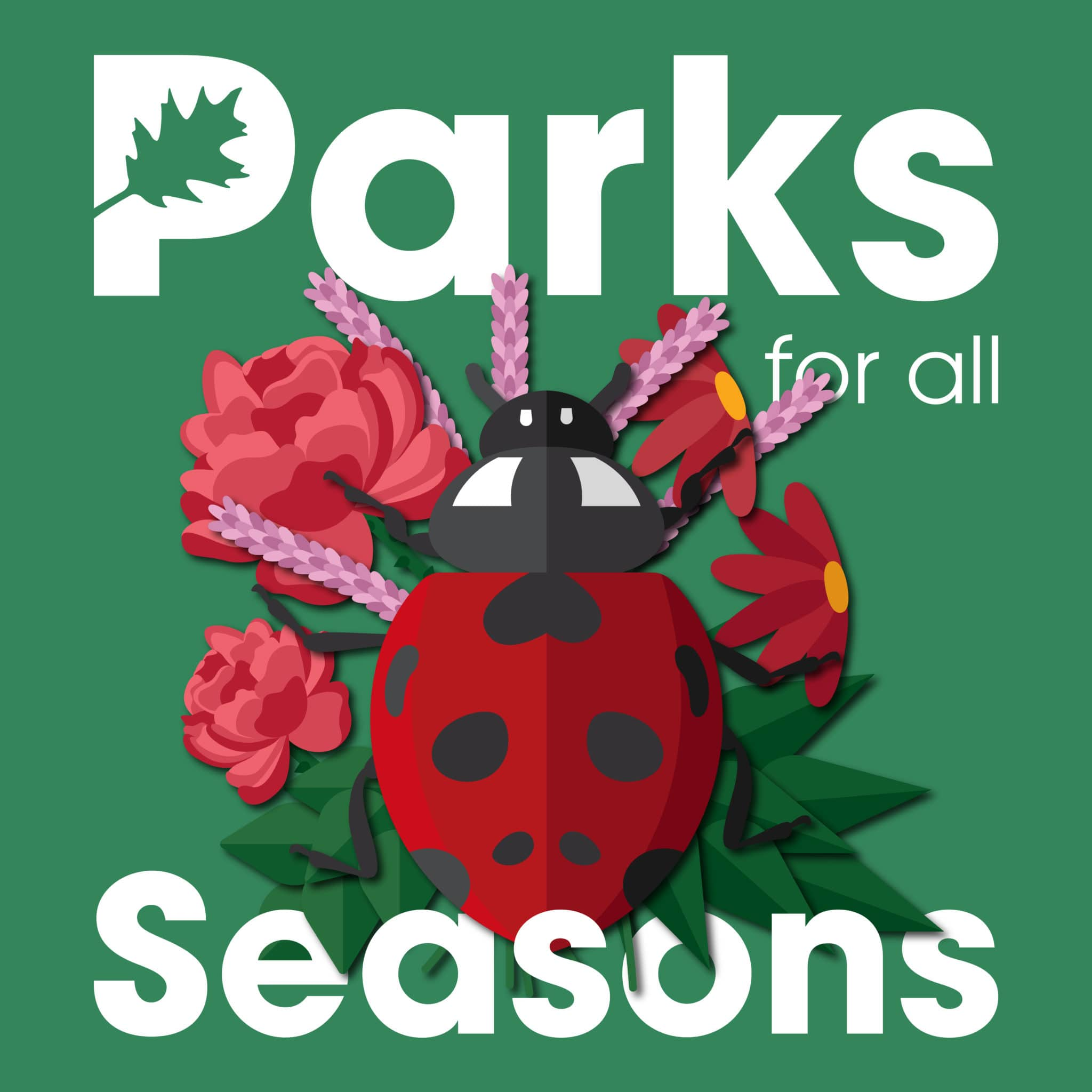 Lady Bug Parks for All Seasons