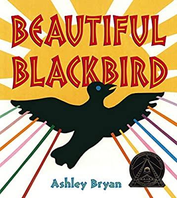 The Beautiful Blackbird Story Cover