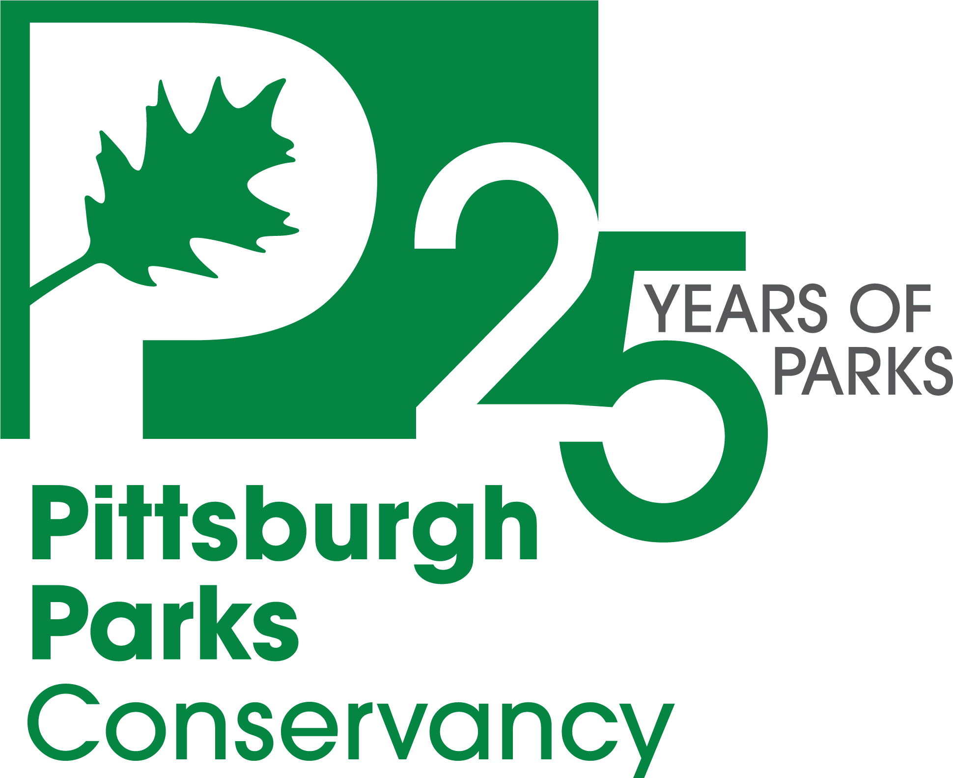 PPC 25 Years Of Parks Logo V2