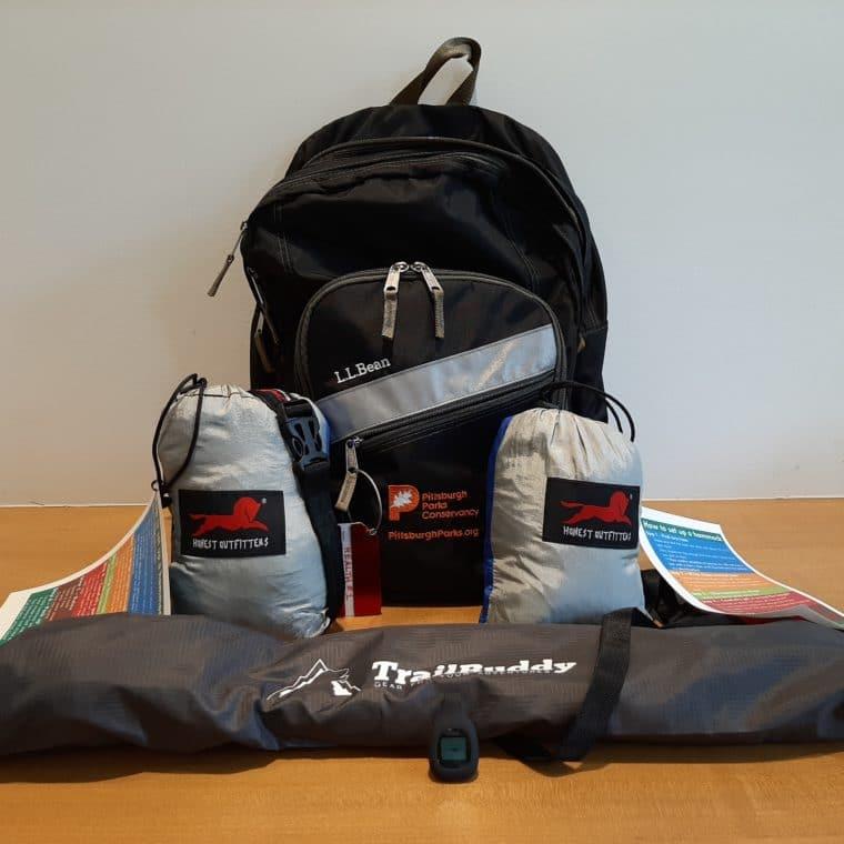 Health Backpack
