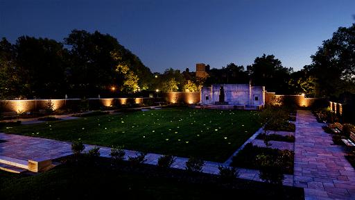 LaQuatra Bonci Mellon Park Walled Garden