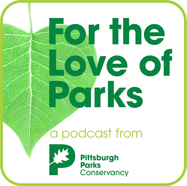 For The Love Of Parks Podcast Icon With PPC Logo Low