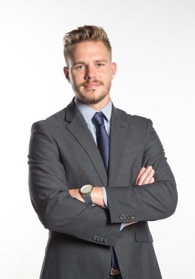 Staff member James Snow