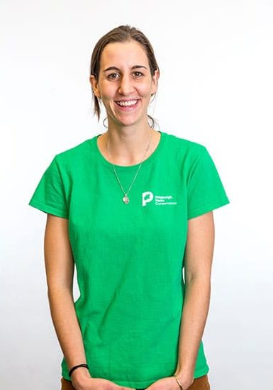 PPC Staff member Erin Tobin